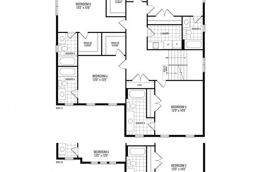 Navi • Loft Floorplan