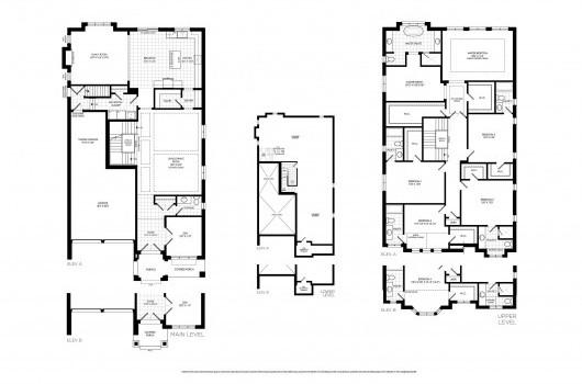 Norther Floorplan