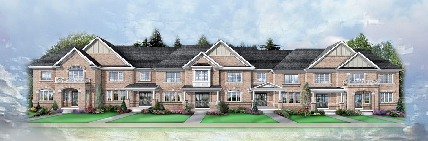 New homes in Brampton